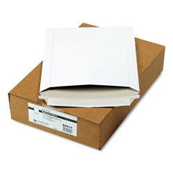 Quality Park Extra-Rigid Photo/Document Mailer, Cheese Blade Flap, Self-Adhesive Closure, 9 x 11.5, White, 25/Box