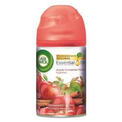 Air Wick Freshmatic Ultra Automatic Spray Refill, Apple Cinnamon Medley, Aerosol, 5.89 oz