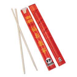 Royal   ChoPolystyreneticks, Bamboo, 9 in, Natural, 1000/Carton