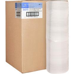 """Sparco Stretch Wrap Film, 15""""x1500' Roll, Heavyweight, Clear"""