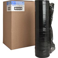 Sparco Strech Film, Heavywieght, 80 Gauge, 18 inx1500', 4/CT, Black