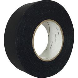 Sparco Gaffer Tape, Matte Finish, 2 in x 60 Yards, 1/RL, Black