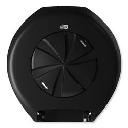 Tork 3 Roll Bath Tissue Roll Dispenser for OptiCore, 14.12 x 6.31 x 14.56, Black
