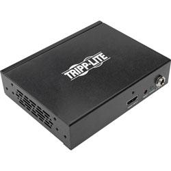 Tripp Lite HDMI Splitter, 4-Port, Ultra-HD, Black