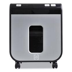 TRU RED™ TR-BMC8A Micro-Cut Personal Shredder, 8 Manual Sheet Capacity