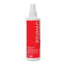 Universal Dry Erase Spray Cleaner, 8oz Spray Bottle