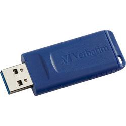 Verbatim 128GB FLASH DRIVE USB 2.0 BLUE