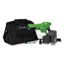 Sanus Systems Professional Cordless Electrostatic Handheld Sprayer, Green