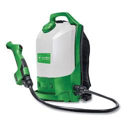 Sanus Systems Professional Cordless Electrostatic Backpack Sprayer, Green