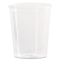 WNA Comet Comet Plastic Portion/Shot Glass, 2 oz., Clear, 50/Pack