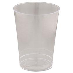 WNA Comet Comet Plastic Tumblers, Cold Drink, Clear, 10oz, 500/Carton