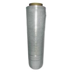 WP Heavy Pallet Film Wrap, 18 in x 1500ft, 4 Rolls/Carton