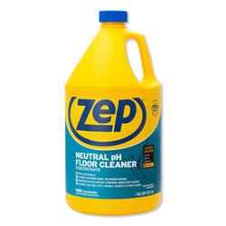 Zep Commercial® Neutral Floor Cleaner, Fresh Scent, 1 gal, 4/Carton
