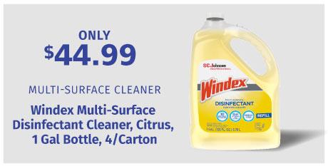 Homepage Product Spotlight - Windex Multi Surface 4.2021