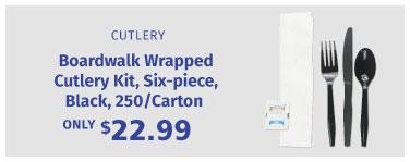 Homepage Product Spotlight - Boardwalk Cutlery 4.2021