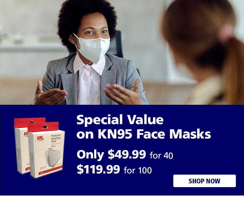HP Aire KN95 Masks 1.12.2021