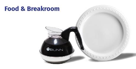 Food & Breakroom Wayfinding